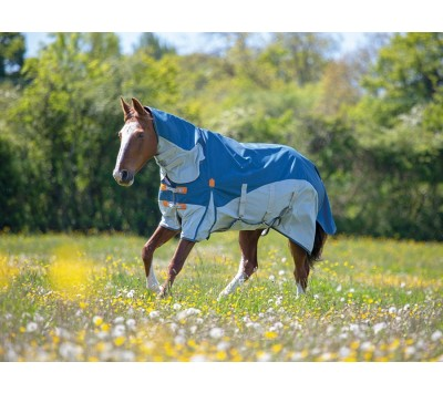 Shires Highlander Plus Maxi-Flow Fly Rug