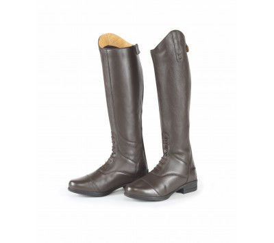Shires Childs Moretta Gianna Leather Riding Boots