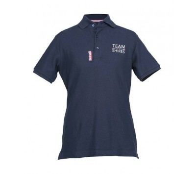 Shires Gents Team Polo Shirt