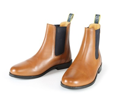 Shires Moretta Angelo Leather Chelsea Boots