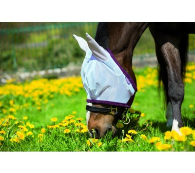 Horseware Amigo Fine Mesh Fly Mask with Ears