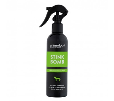 Animology Stink Bomb Deodorising Dog Spray