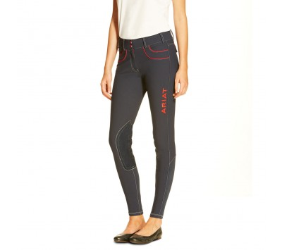 Ariat Womens Team Olympia Acclaim Knee Patch Breeches