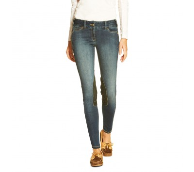 Ariat Womens Denim Breeches