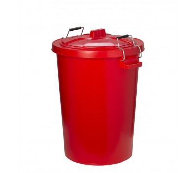 ProStable Dustbin with Locking Lids