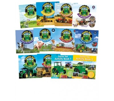 Tractor Ted Books