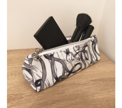 Equetech Bridles Oilcloth Make-Up Bag
