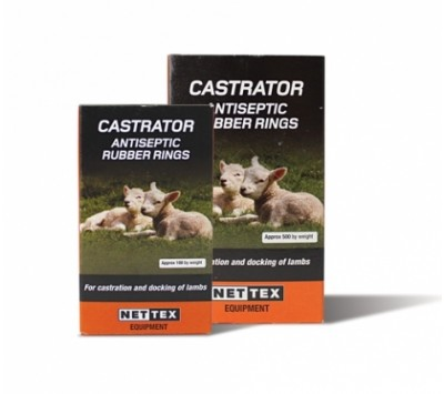 Net-Tex Lamb Castration Rings