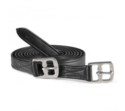 Caldene Anti-Stretch Stirrup Leathers