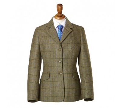 Caldene Ladies Southwold Tweed Show Jacket