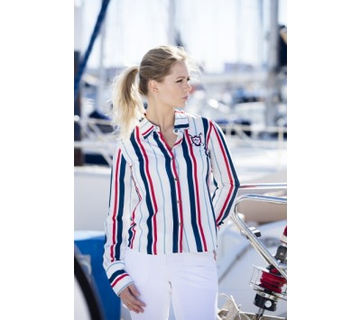 Horseware Channelle Stripe Shirt