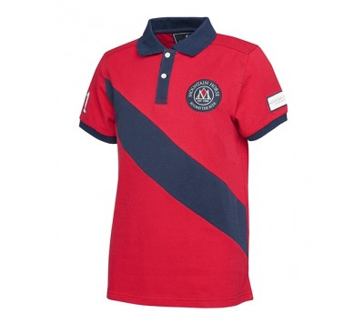 Mountain Horse Charlie Junior Pique Polo