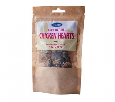 Hollings 100% Natural Chicken Heart