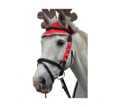 HY Christmas Santa Bridle Set