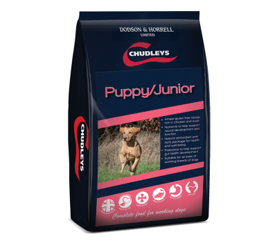 Chudleys Puppy & Young Dog 2.5kg