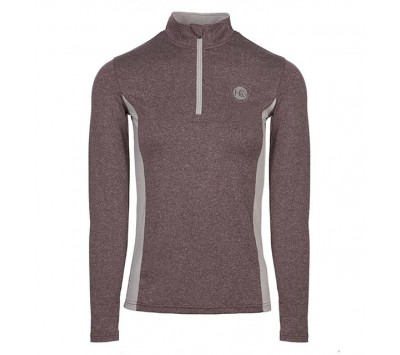 Horseware Ladies Aveen Half Zip Technical Top