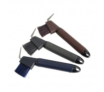 Coldstream Faux Leather Hoof Pick