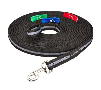 Cottage Craft Comfy Web Lunge Line with Markers
