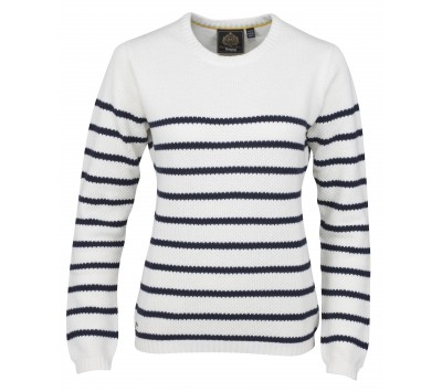 Toggi Cranston Ladies Stripped Knitted Jumper