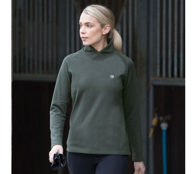 Equetech Womens Cross-Over Thermal Base