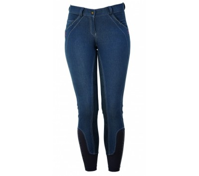 Horseware Denim Full Seat Ladies Breeches