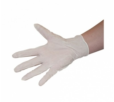 Net-Tex Disposable Latex Gloves