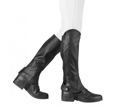 Dublin Childs Stretch Fit Half Chaps