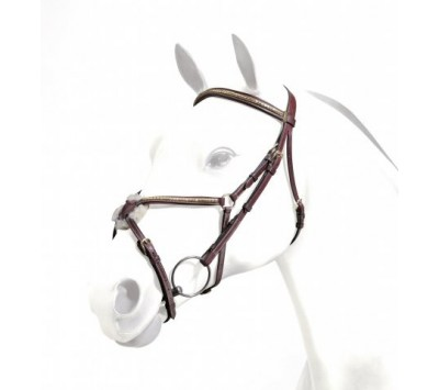 Equipe Emporio Padded Grackle Bridle