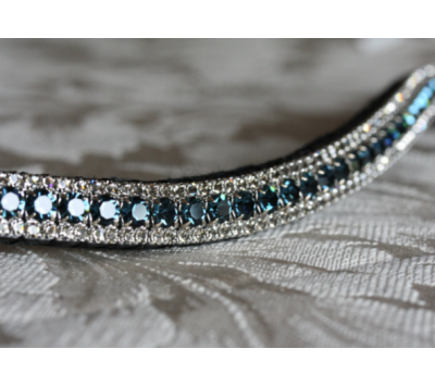 Equiture Montana and Black Diamond Browband