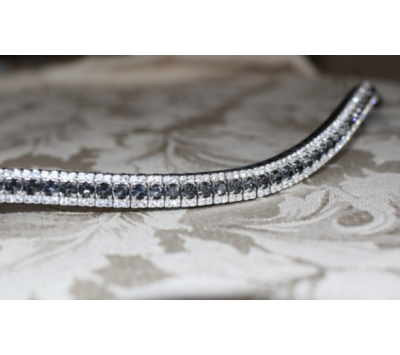 Equiture Nightfall & Clear V Browband