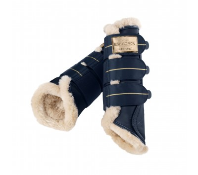 Eskadron Heritage Limited Edition Faux Fur Brushing Boots