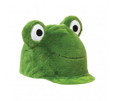 Equetech Philippe Frog Hat Silk