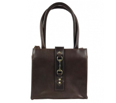 Grays Mini Alice Natural Leather Handbag