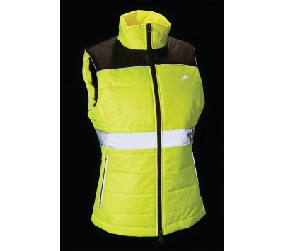 Harry Hall Hi Viz Womens Gilet