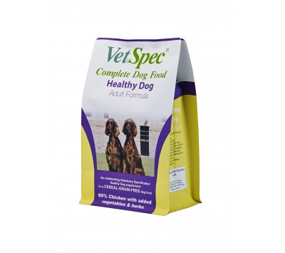 VetSpec Healthy Dog 12kg