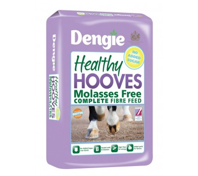 Dengie Healthy Hooves Molasses Free