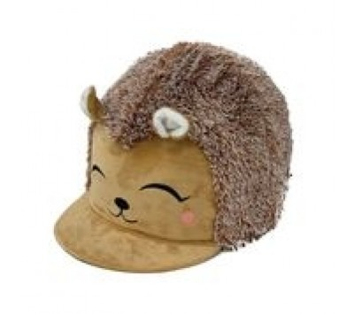 Equetech Henry Hedgehog Hat Silk