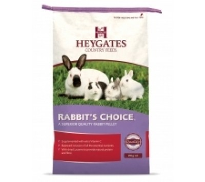 Heygates Rabbit's Choice Pellets