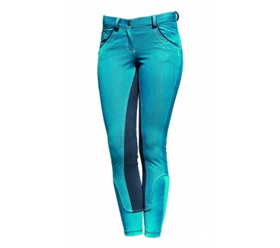 Horseware Ladies Denim Fashion Breeches