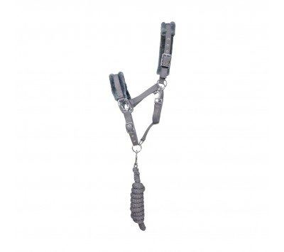 Hy Sport Active Headcollar & Lead Rope