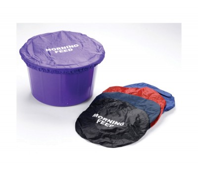 Lincoln Morning Feed Bucket Covers