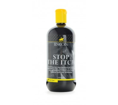 Lincoln Stop The Itch + FREE Summer Fly Wash