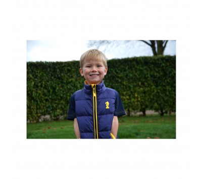 Little Knight Lancelot Padded Gilet