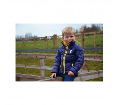 Little Knight Lancelot Padded Jacket