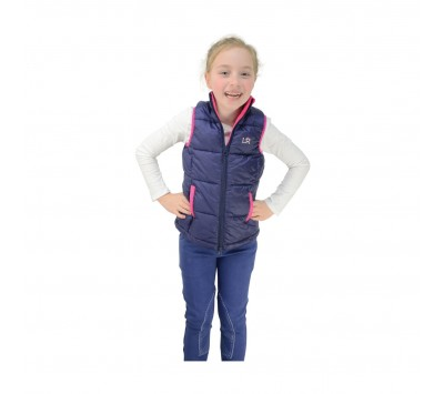 Little Rider Annabelle Padded Gilet