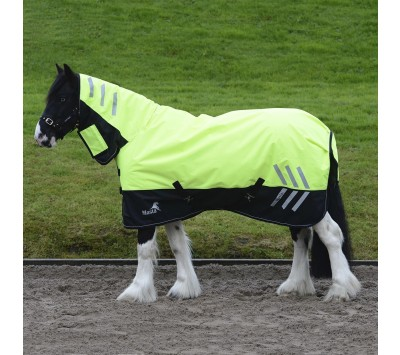 Masta Avante Hi Viz 200g Fixed Neck Turnout Rug