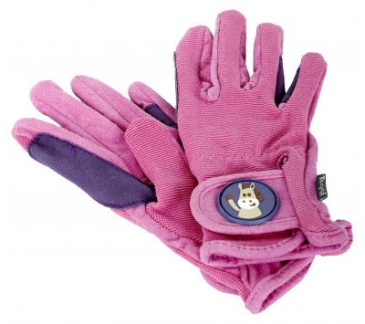Toggi Medal Children's Colourful Riding Gloves