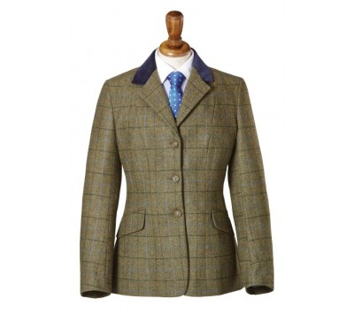Caldene Girls Silverdale Tweed Show Jacket