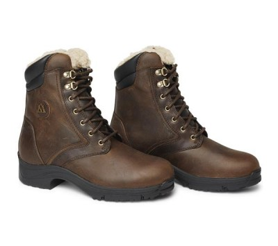 Mountain Horse Mens Snowy River Lace Boot