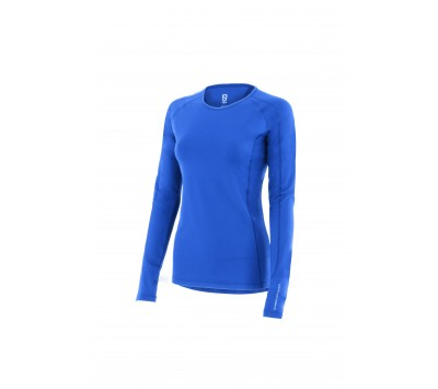 Noble Outfitters Womens Hailey Long Sleeve Crew
